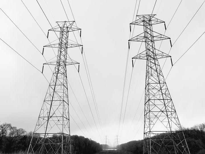 Black & White Grid - GuytoniousPhoto