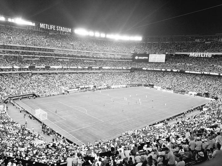 The Soccer Match - GuytoniousPhoto