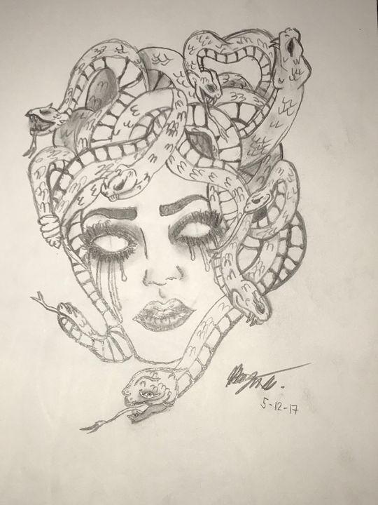 Scylla - Art By Maya