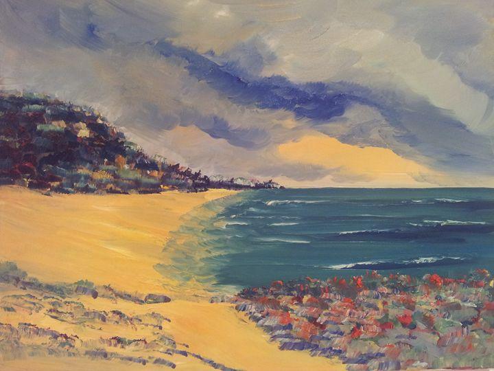 coast - Mariya Doroseff