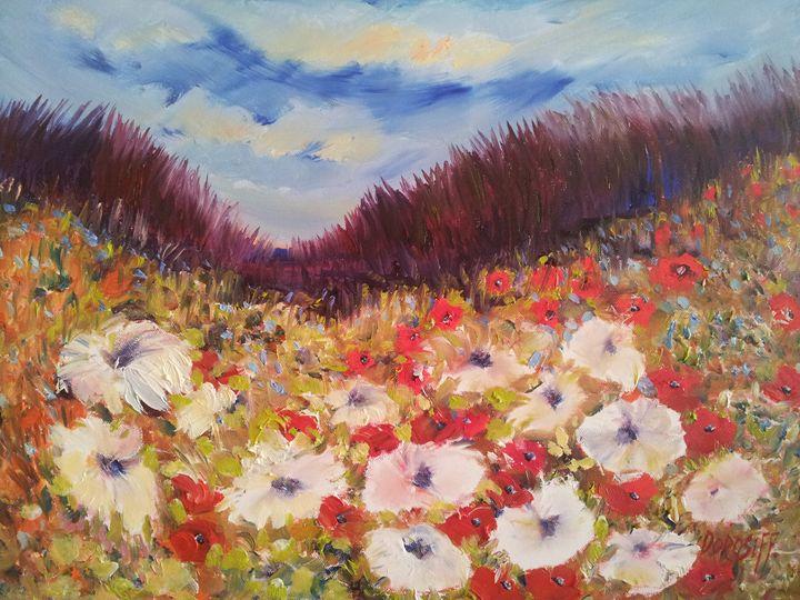 Flower valley - Mariya Doroseff