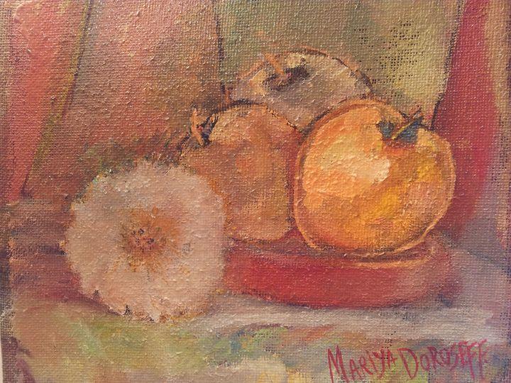 apples - Mariya Doroseff