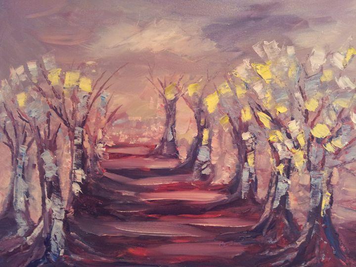 warming - Mariya Doroseff