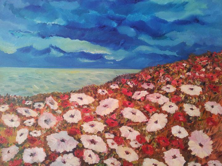 Ocean aroma - Mariya Doroseff