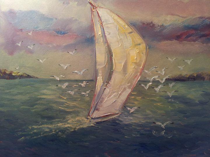 regatta - Mariya Doroseff