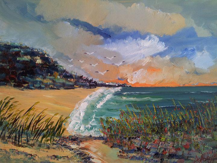 beach - Mariya Doroseff