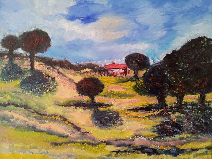 Countryside - Mariya Doroseff