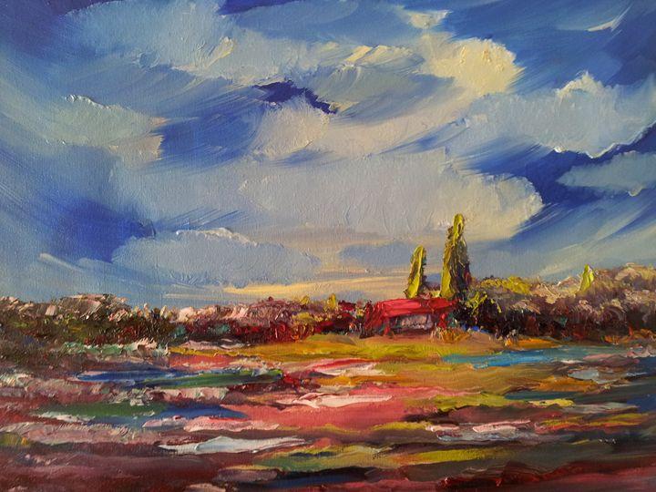 morning rain - Mariya Doroseff