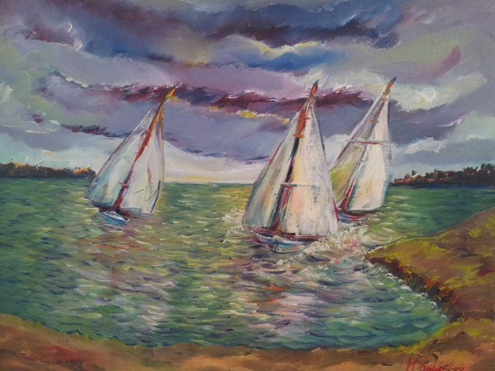 regattas - Mariya Doroseff