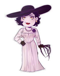 Chibi Lady Vampire - Video Games