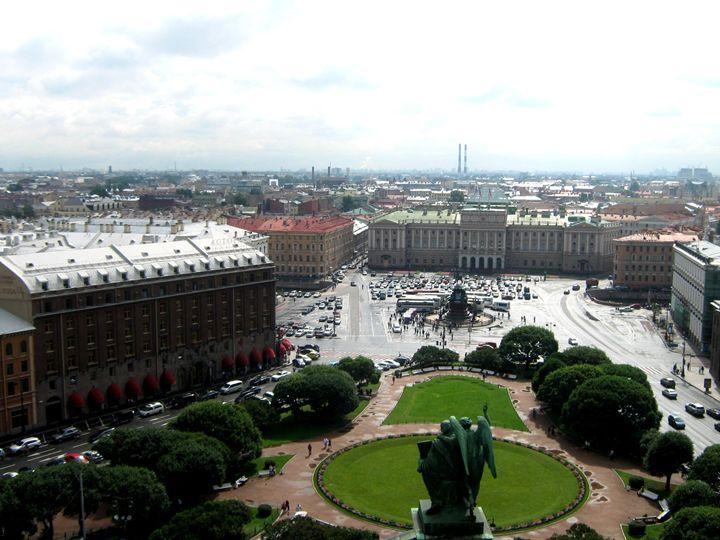 St. Petersburg, Russia - Natalie Pod.