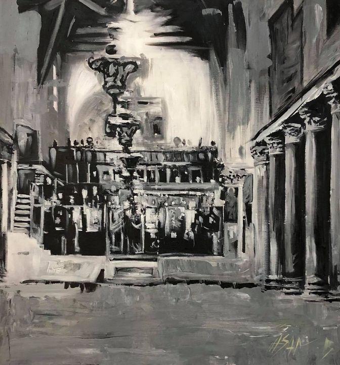 Church of the Nativity 1920 - Ihsan Bandak