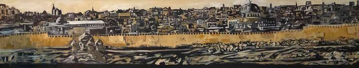 Jerusalem - Ihsan Bandak