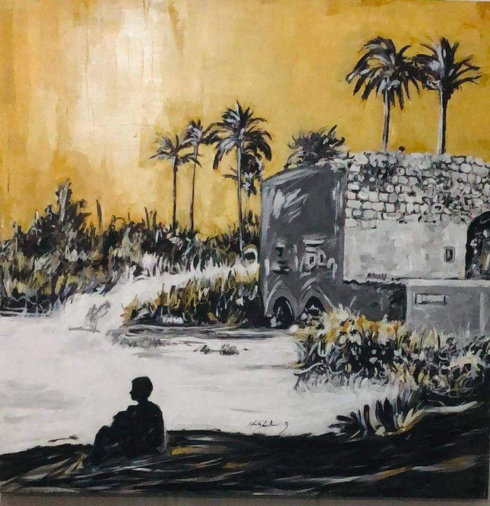 Jordan river - Ihsan Bandak