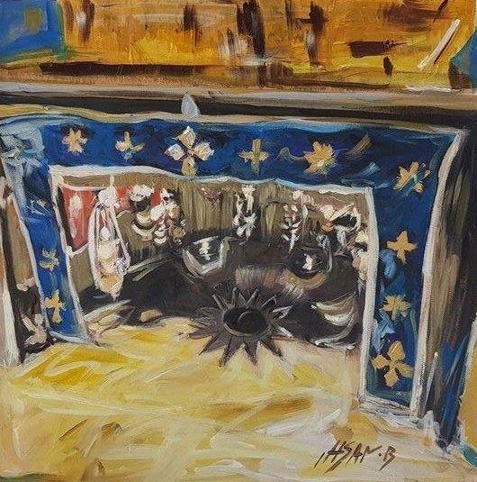 Church of the Nativity - Ihsan Bandak