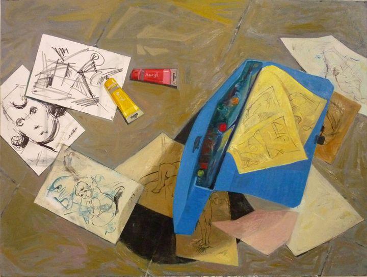"""The environment around me"" - Albi YZO Art"