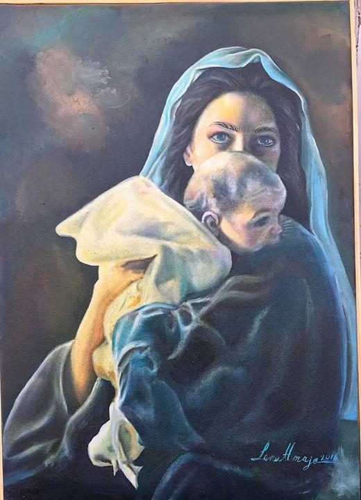 Virgin Mary - Lana Gallery