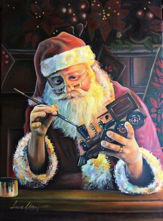 Santa Claus - Lana Gallery