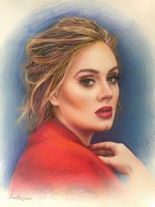 Adele - Lana Gallery