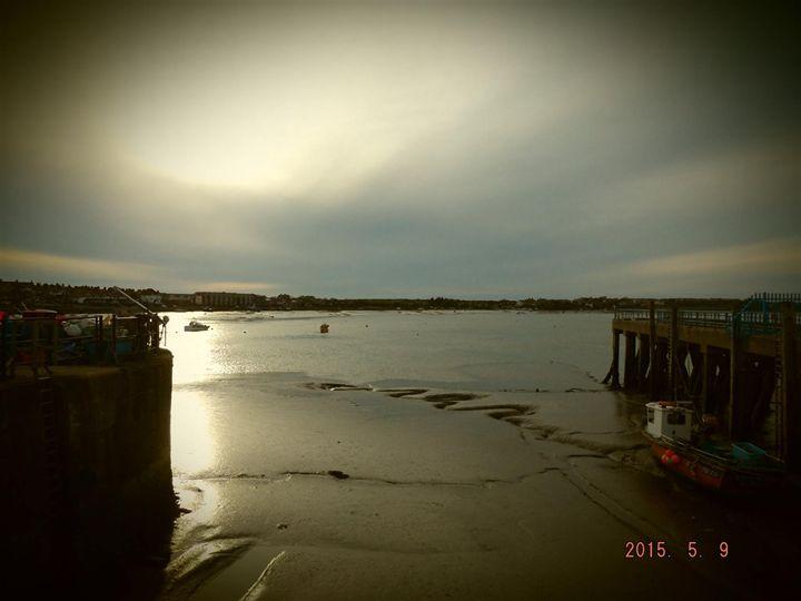 Dock View Edited - Michelle Gardiner