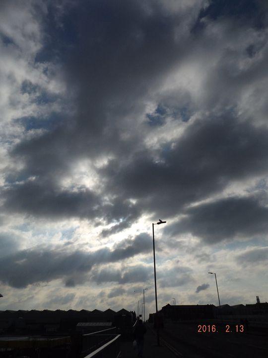 Clouds - Michelle Gardiner