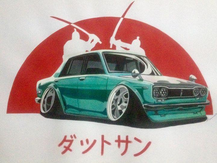 Datsun 510 - dreamArts7