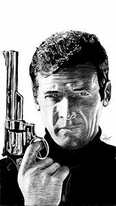 James Bond 007 - Roger Moore