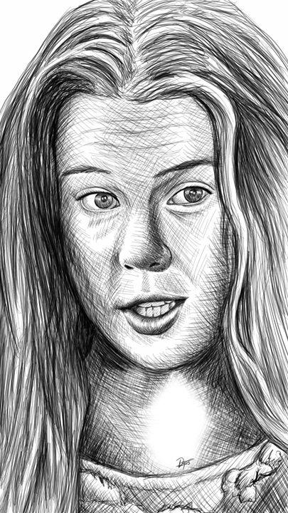 Buttercup - dlay.net - Digital Sketches
