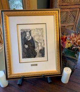 Le Songe De Pharaon (Chagall 1956)