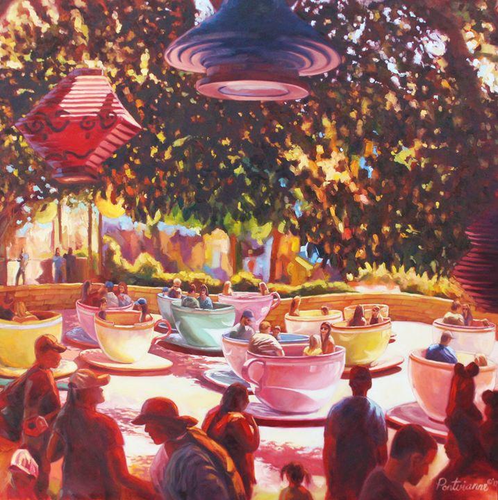 Tea Party - Erick Pontvianne