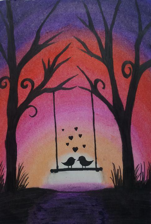 Lovebirds - Sketch Guru
