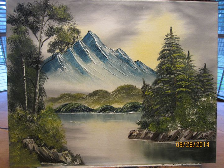 Mountain Seclusion - Cai's Landscape Collection