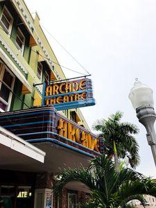 Arcade Theatre Fort Meyers, Florida
