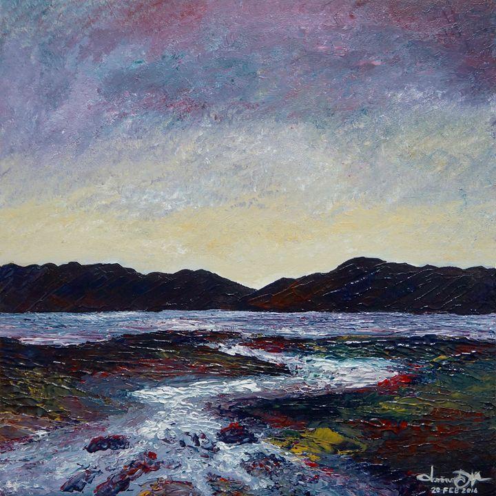 Dawning of Lake Tekapo - Prapatsorn_L