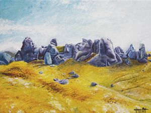 Rocks of Castle Hill
