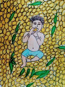 Mango Baby Artwork