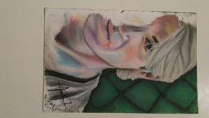Draco Malfoy Portrait