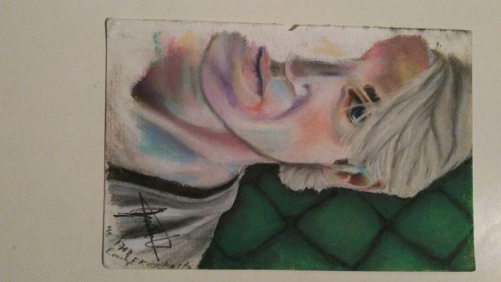 Draco Malfoy Portrait - Koschella Art