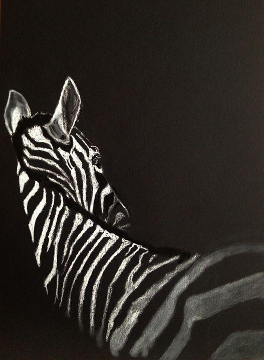 Zebra - Alicia Kühn