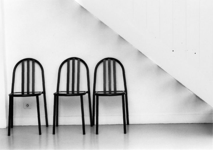 The Three Chairs - Emily Montay