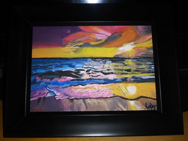 """""""Tropical Sunset"""" - Detailed Creations"""