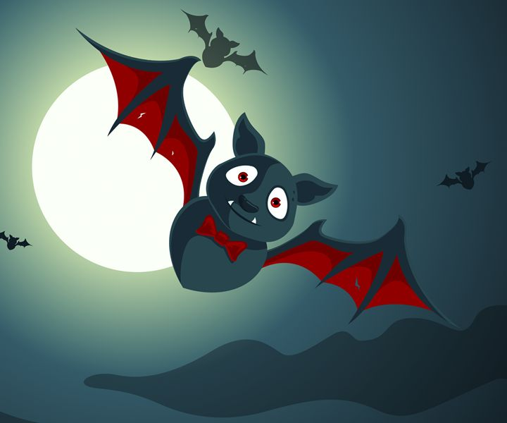 flying mouse-vampire - 1