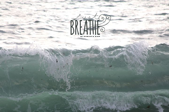 Just Breathe - Jennifer Gillard Photography