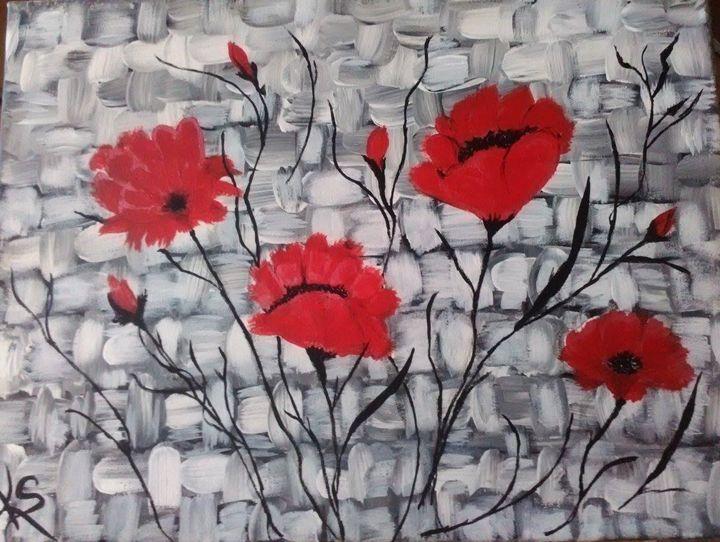 Spring blooms - KS Creations