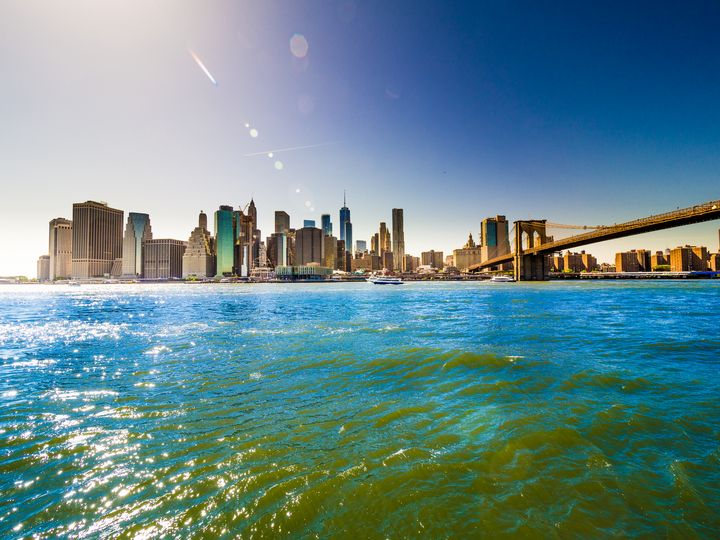 Manhattan and Brooklyn Bridge - Dmitry Grab's Photography