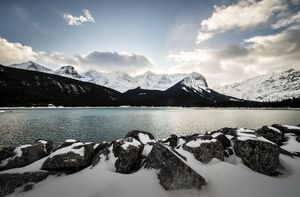 Rocks and Rockies - Dmitry Grab's Photography