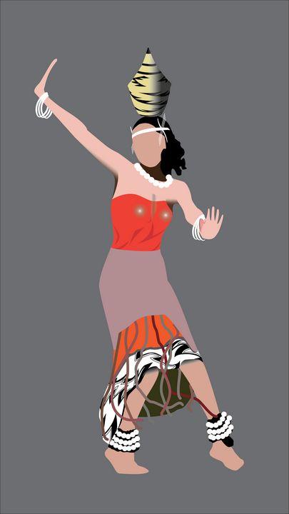 Art in Culture dance - Aimable Iradukunda