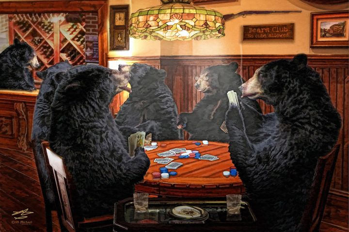 """The Bears Club"" - Michael's Renderings"