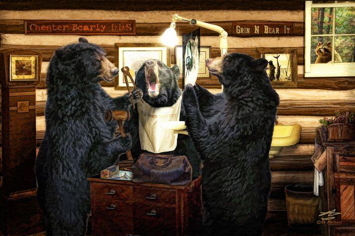 Grin N Bear It - Michael's Renderings
