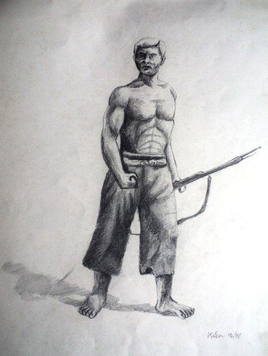 the Fighter - koustav
